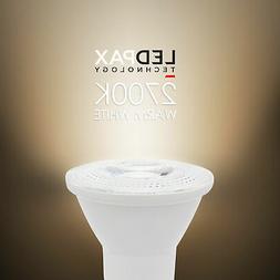LEDPAX Technology 7W E26 Dimmable LED Spotlight Light Bulb S