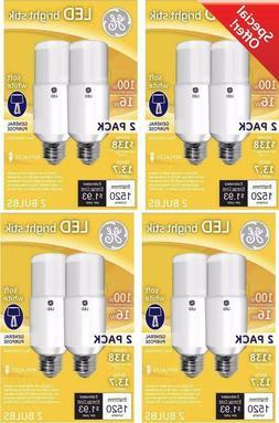 GE Lighting LED Bright Stik 16w 100w Replacement 1520 Lumen