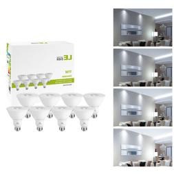 8 pack e26 par30 11w led bulb