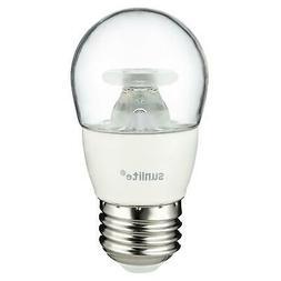 SUNLITE 80134-SU LED A15 Appliance 4.5w Light Bulb Warm Whit