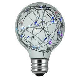 Sunlite 81177-SU LED G25 Globe String Light Bulb Decorative