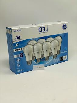 GE 9 Watt A19 LED Bulb  Fast Shipping