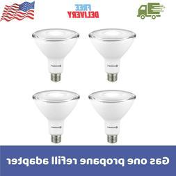 90-Watt Equivalent PAR38 Non-Dimmable Flood LED Light Bulb B