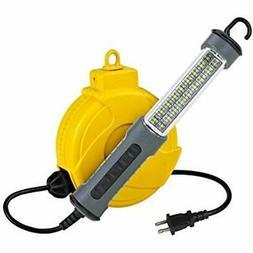 920LSM 18 SMD LED 150 Lumen Retractable Cord Reel Home Impro