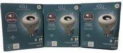 GE 93100354 LED+ Speaker Bulb, BR30, 700 Lumens, 9-Watt - Qu