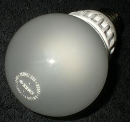 CREE 9W=60W 120V 5000K 800 LUMENS DAYLIGHT DIMMABLE LED LIGH