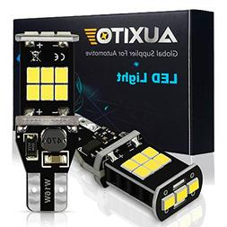 AUXITO 912 921 LED Backup Light Bulbs High Power 2835 15-SMD
