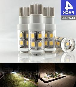 SRRB Direct 1.5W LED Replacement Landscape Pathway Light Bul