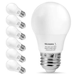 LOHAS LED A15 Bulb, 5W LED Light Bulb 40W Equivalent, Bright