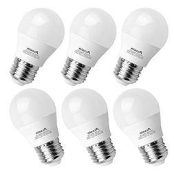 A15 LED Bulb,Acaxin A15 LED Lights 60 W Equivalent,E26 Mediu