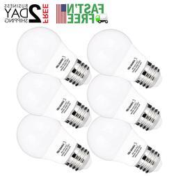 LOHAS A15 LED Bulb 40W Equivalent, E26 Medium Base 5W 2700K,