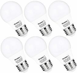 LOHAS  A15 LED Bulb 40W Equivalent, E26 Medium Base 5W 2700K