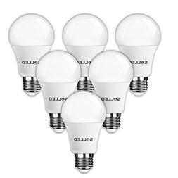 SOLLED A19 LED Bulb, 100W Equivalent LED Light Bulbs, Daylig