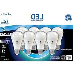 GE Lighting LED A19 Light Bulb with Medium Base, 9-Watt, Sof