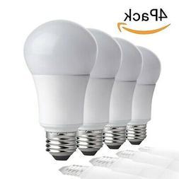 CTKcom A19 LED Light Bulbs 5W- 40 Watt Equivalent 6500K Dayl