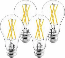 Greenlite A21 LED Edison Bulb 2700K 1600lm Dimmable Damp UL