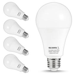 LOHAS A21 LED Light Bulb, 150-200 Watt Light Bulbs Equivalen