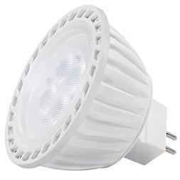 LED MR16 Bulb, 36° Spotlight with GU5.3 Bi-pin Base for Lan