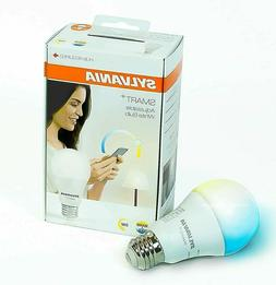 SYLVANIA Adjustable White Bulb Smart+ ZigBee A19 LED 9.5W Wo