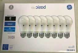 GE Basic 60-Watt EQ A19 Daylight LED Light Bulb