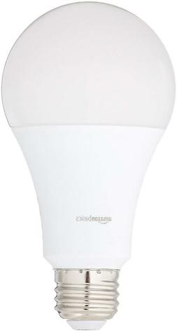 Basics 100 Watt Equivalent, Daylight, Non-Dimmable, A21 Led