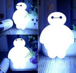 BayMax LED Night Light Bulb Energy Saving Big Hero 6 Cute La