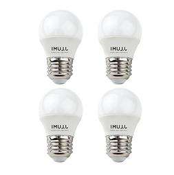 J.LUMI BPC4505 LED Bulb 5W, A15 Bulb, G45 Bulb Shape, 40 Wat