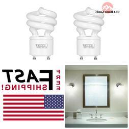 Feit Electric BPESL13T/GU24/2 900 Lumen Soft White Mini Twis