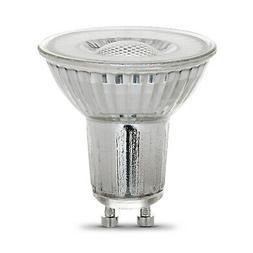 Feit Electric BPMR16/GU10/930CA LED Lamp, 120 V, 4 W, MR16 L