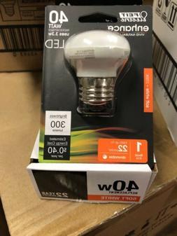 Feit BPR14DM/LED 4.5-watt Dimmable LED R14 Mini Reflector, 4