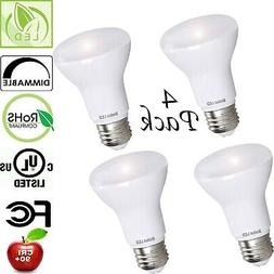 5000K DIMMABLE 525 Lumen 50W Equivalent Daylight BR20 Bulb UL Listed and Energy Star Certified , 1-Pack TriGlow LED 7-Watt