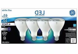 GE LED 65W BR30 Soft White Flood Light