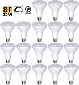 Set of 9 LED Optolight bulbs BR30 14W LED Light Bulbs 3000K