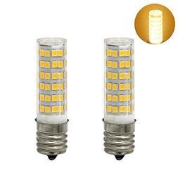 xiaominilight Ceramic E17 LED Bulb for Microwave Oven Applia
