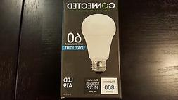 TCP Connected 60W Equivalent Daylight  A19 Smart LED Light B