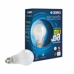 Cree Connected 60W Equivalent Soft White A19 Dimmable LED Li