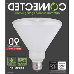 Connected LED PAR 38 Flood Bulb Suited For Wet Locations, NE