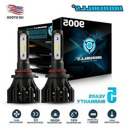 CREE 9005 HB3 LED Headlight Kit Bulb 1800W 270000LM High Pow