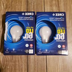 Cree Connected 60 Watt 815 Lumens Soft White Dimmable Led Li