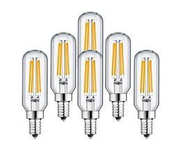 CTKcom 4W T25 E12 LED Filament Light Bulb- Dimmable Candelab
