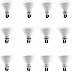 Ecosmart Daylight LED BR30 Dimmable Flood Bulb 65W 5000K Ind