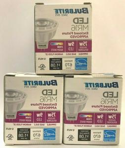 Bulbrite Dimmable 9W 2700K 25° MR16 LED Bulb, GU5.3 Base
