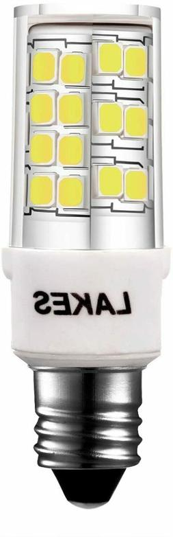 Dimmable E11 LED Bulb,4.5W 450Lm 3000K Warm White -5000K Day