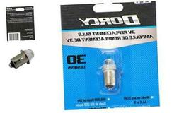 Dorcy 30-Lumen 3-Volt LED Replacement Bulb with 10-year Life