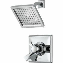 Delta Dryden Modern Chrome Temp/Volume Control Shower Faucet