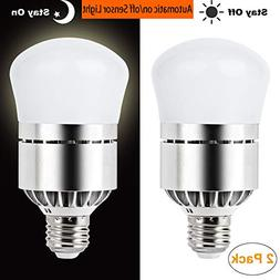 Dusk Till Dawn Light Bulb 100 Watt Equivalent 12W Smart Bulb
