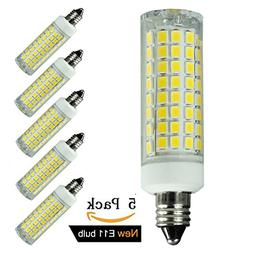 E11 led bulb, 80W or 110W Equivalent Halogen Replacement Lig