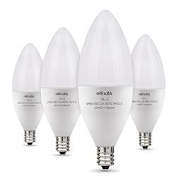 Albrillo E12 Bulb, LED Candelabra Light Bulbs 60 Watt Equiva