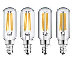 CTKcom 4W E12 Edison LED Filament Light Bulb- Dimmable Cande