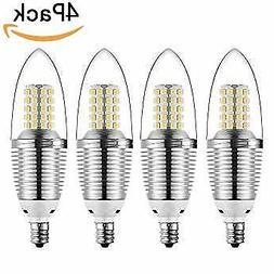 CTKcom 12W E14 LED Bulb Candelabra LED Light Bulb- E14 LED C